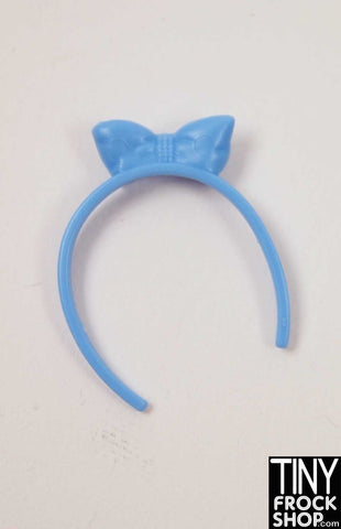 Barbie Cute Blue Bow Headband