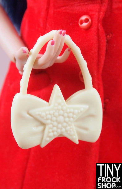 Barbie Care Bears Cream Star Bag - Tiny Frock Shop