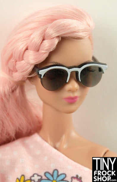 Barbie FKR85 Care Bears White Lines Sunglasses - TinyFrockShop.com