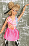 Barbie Criss Cross Pretty Dress