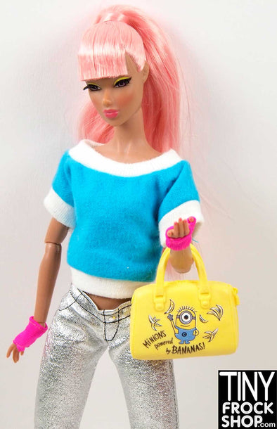 Barbie Despicable Me Minions Yellow Handbag - TinyFrockShop.com
