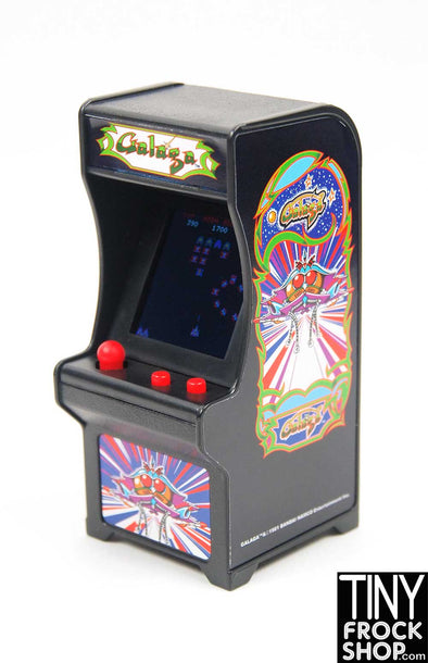 Barbie Size Table Top Worlds Smallest Galaga- Really Works! - TinyFrockShop.com