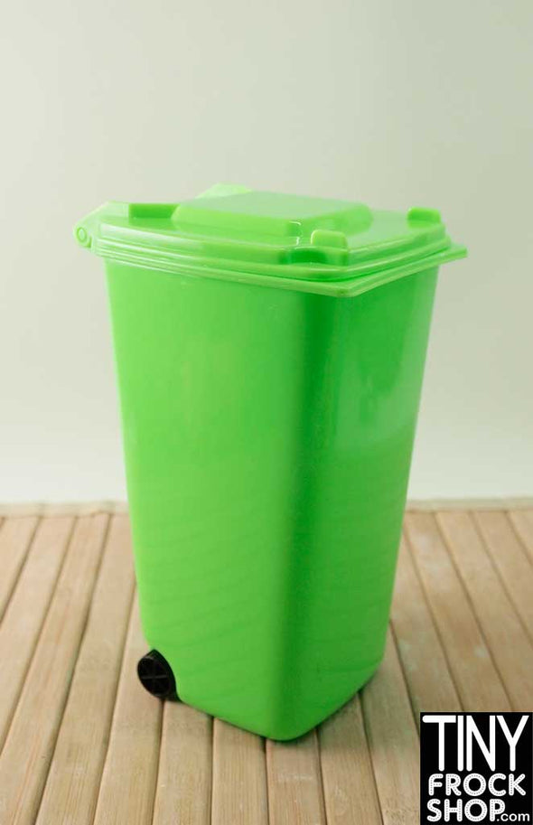 Barbie Garbage Recycling Trash Cans - TinyFrockShop.com