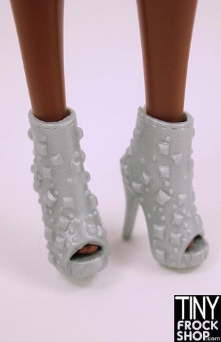 Barbie Gemstone Bootie Heels