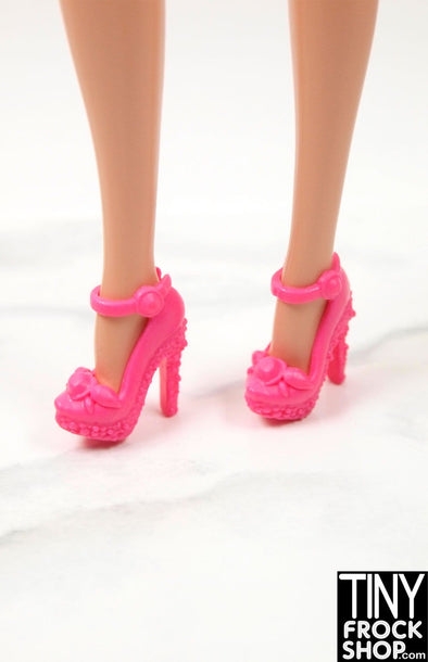 Barbie Gemstone Heels - TinyFrockShop.com
