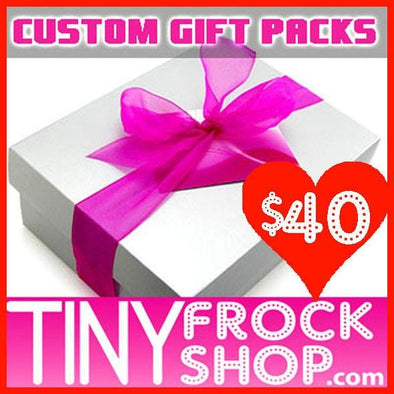 A Barbie TFS $40 Gift Pack - Tiny Frock Shop
