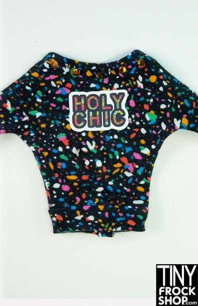 Barbie Holy Chic Tee by Copious Spare Time for TFS - TinyFrockShop.com