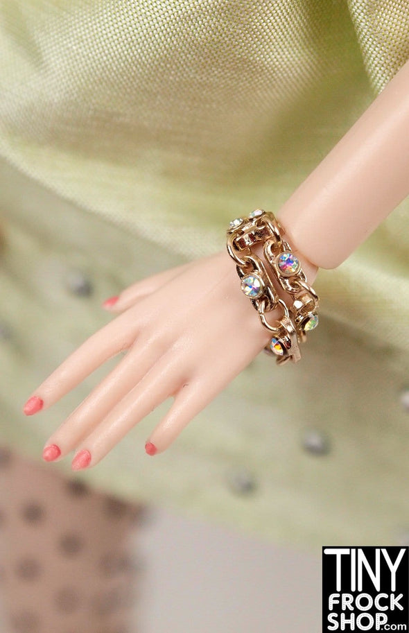 Integrity New Nippon Candy Cutie Misaki Stone And Gold Bracelet