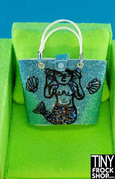 Barbie Retros Standard Mermaid Tote Bags - TinyFrockShop.com