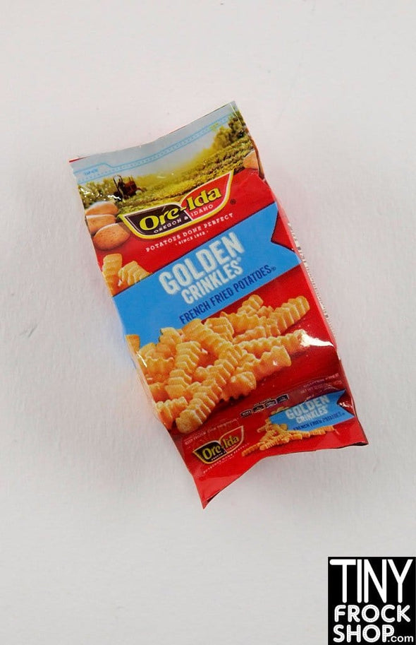 Zuru Mini Brands Ore Ida Golden Crinkles Fries