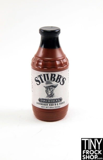 Zuru Mini Brands Stubbs Bar B Q Sauce