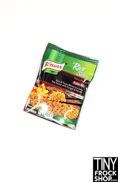 Zuru Mini Brands Knorr Rice Sides Asian BBQ - TinyFrockShop.com