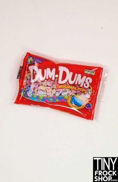 Zuru Mini Brands Dum Dums Bag of Lollipops