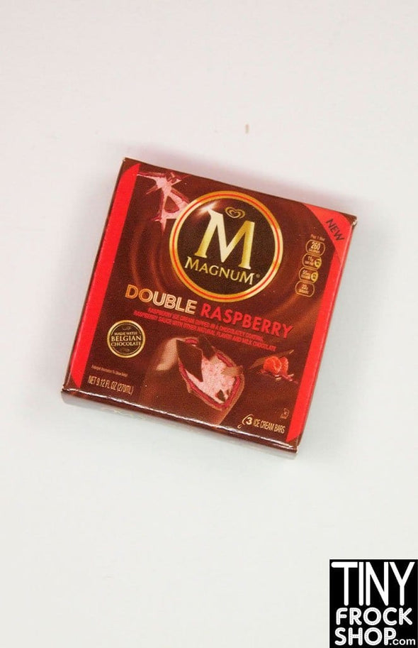 Zuru Mini Brands Magnum Double Raspberry Ice Cream Bars