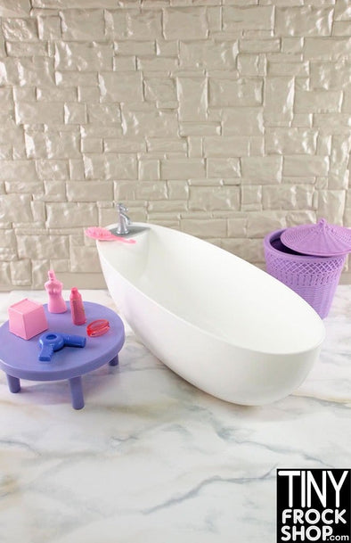Barbie Modern Bathtub Set