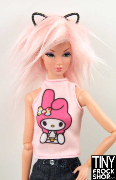 Barbie FKR69 My Melody Graphic Tank Top
