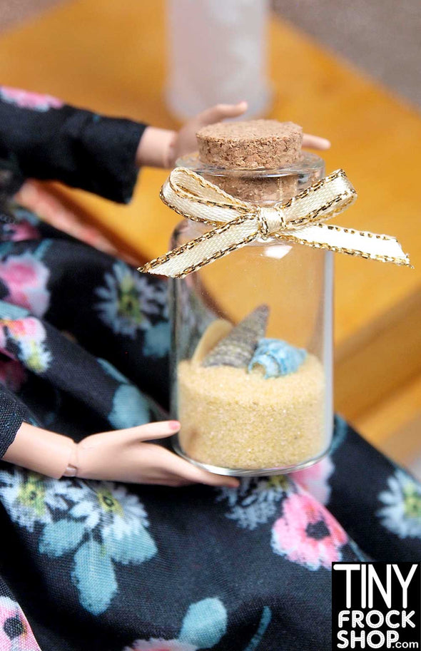 Barbie Ocean Apothecary Jar by Ginger Baldwin