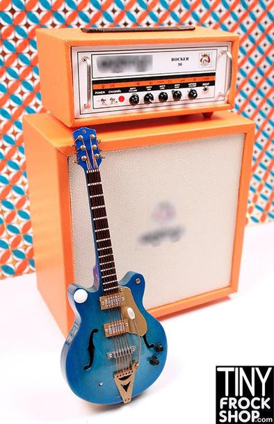 Barbie Orange Double Amp
