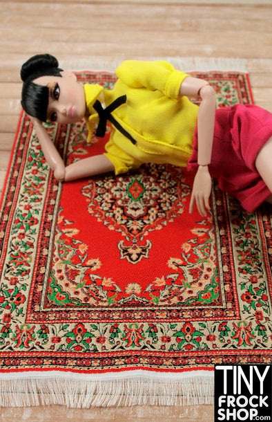 Barbie Oriental Area Rug