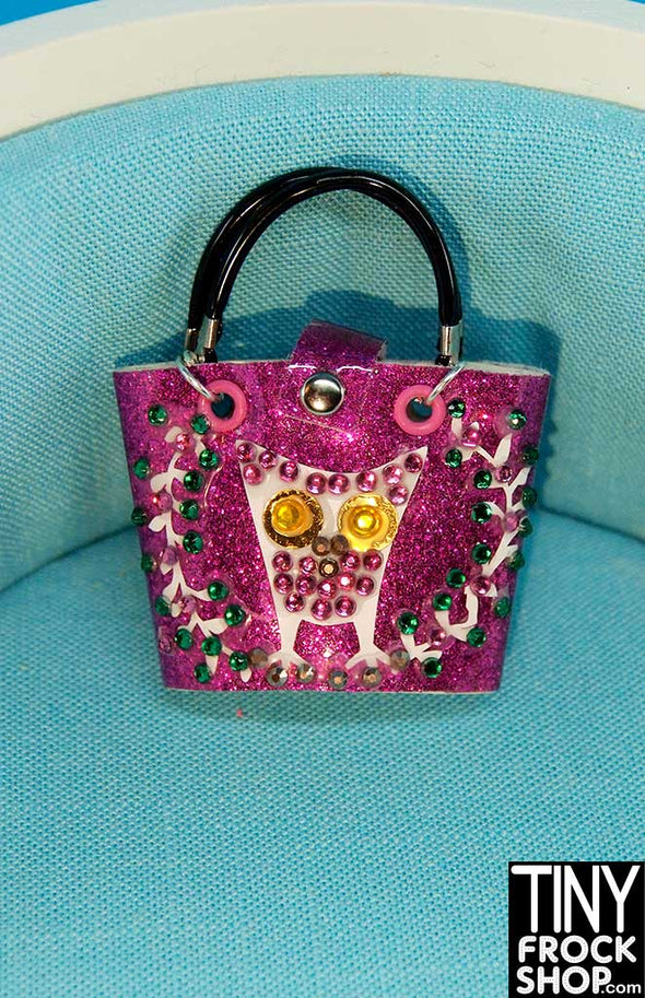 Barbie Mini Retros Owl Tote  Bags - TinyFrockShop.com