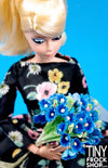 Barbie Paper Millinery Style Forget Me Not Flowers Bundle - TinyFrockShop.com