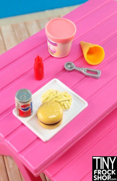 Barbie Pepsi Snacking Fun Set