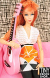 Barbie New Pink Acoustic Guitar MM - TinyFrockShop.com