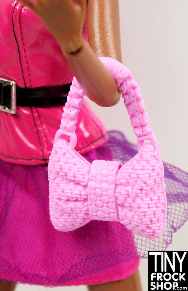 Barbie Pink Bow Bag