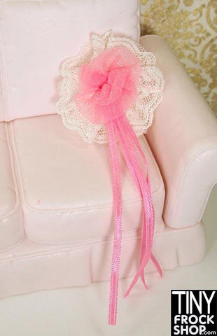 Barbie Pink Sparkle Bouquet