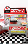 Licca Chan Pizza La Playset - Pre-loved