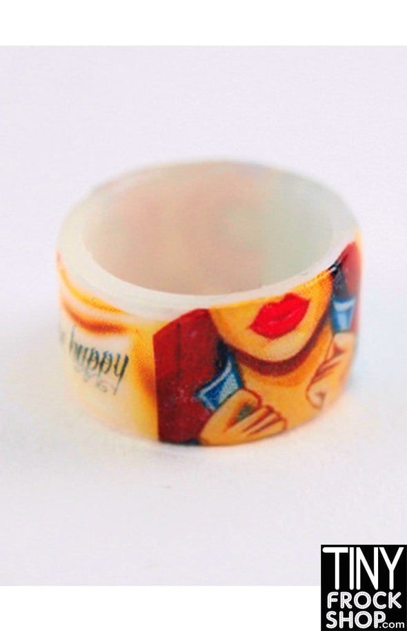 "12"" Doll Pop Art Bracelets by My Integrity Toys Russia - More Styles!"