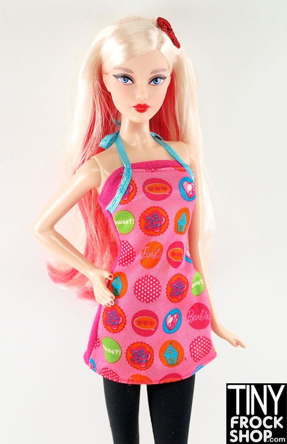 Barbie Pop Bubble Dot Dress