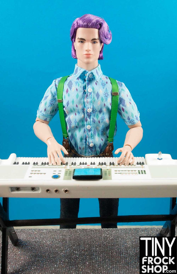 Barbie Professional Keyboard - More Colors!