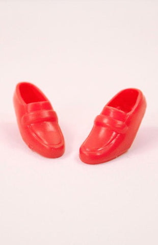 Barbie Penny Loafer Heels