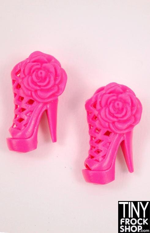 Barbie Rose Cha Cha Heels - MORE COLORS!!