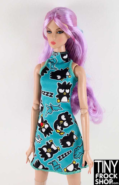Barbie Sanrio Batz Maru Turquoise Dress