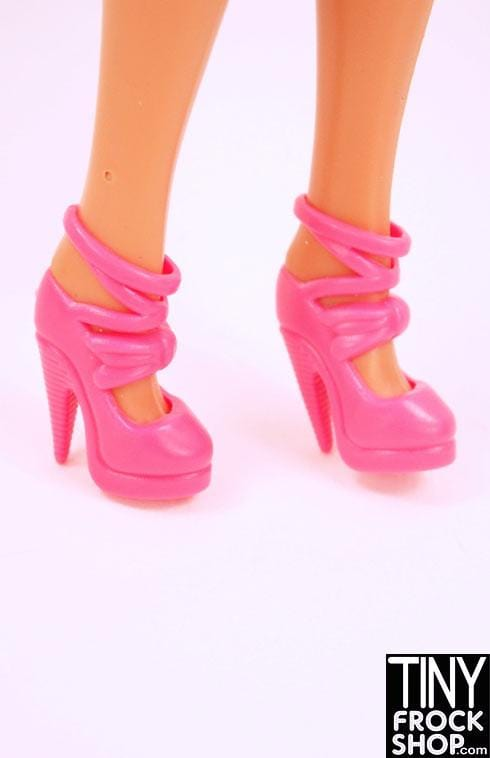 Barbie Super Strappy Heels