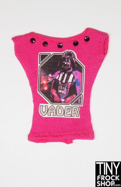 Barbie Vader Tee by Copious Spare Time for TFS - TinyFrockShop.com