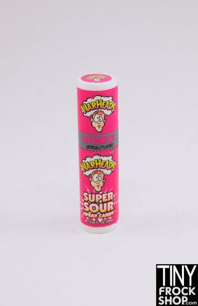 Zuru Mini Brands Warheads Watermelon Super Sour Spray Candy