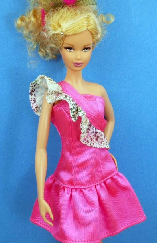 Barbie Wild N Fabulous Dress