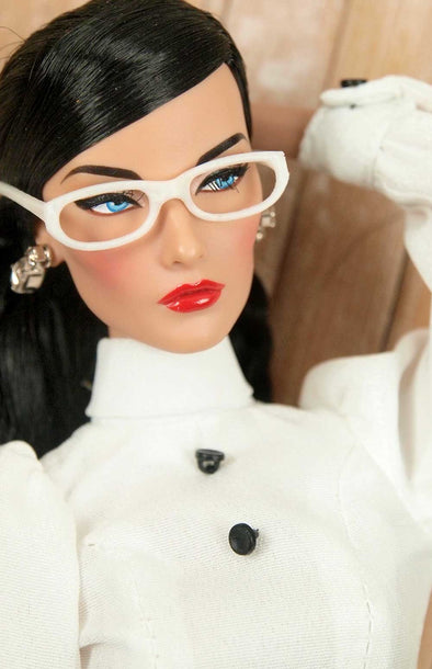 Barbie Azone Wireframe Future Fab Glasses - Tiny Frock Shop
