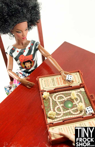 Barbie Sized Mini Jumanji Worlds Smallest Game - TinyFrockShop.com