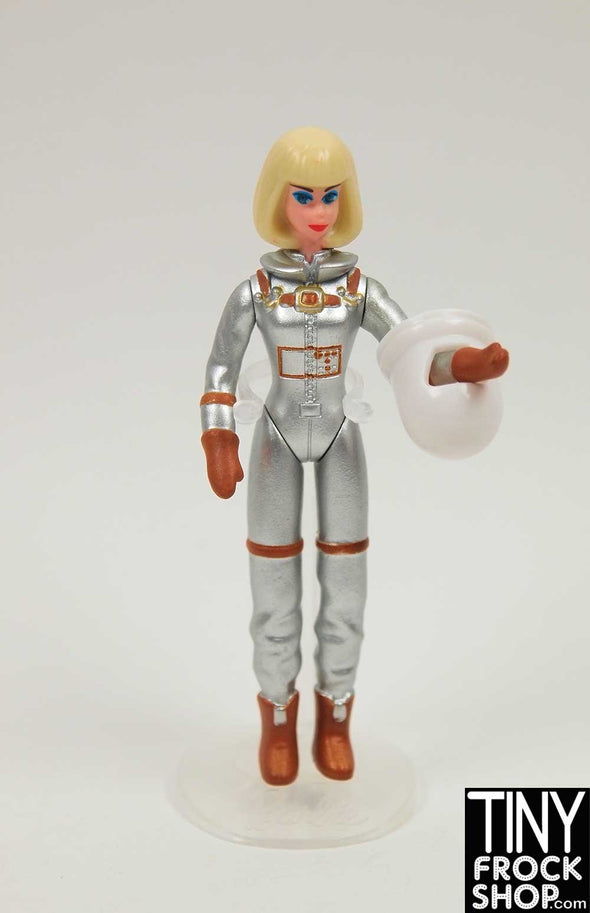 Barbie Worlds Smallest Series 2 - Mini 1965 Astronaut Barbie