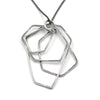 Air Polygon Cluster Pendant