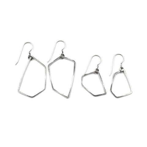 Air Polygon Earrings