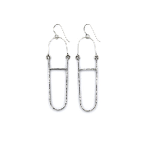 Arch Dangle Earrings