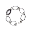 Six Hexagon Bracelet