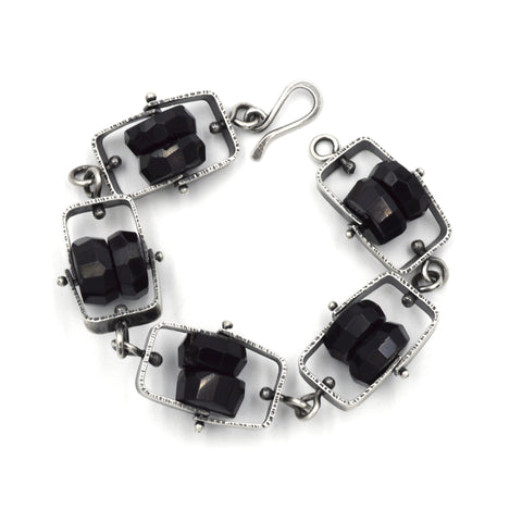 Copy of Climb Bracelet (Short) in Spinel