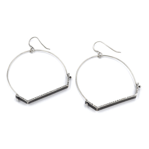 Flat Bottom Hoops