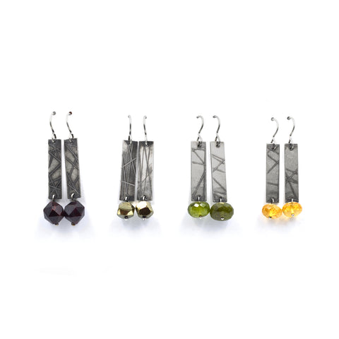 Strip Earrings (Long)